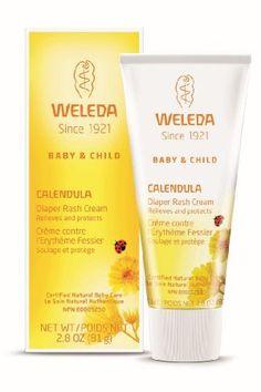 Weleda Baby Calendula Nappy Change Cream 81g (2.08oz): Amazon.co.uk: Baby