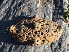 Skålspenne viking tid ca.år 850-940