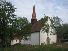 Skjeberg Church, Sarpsborg, Norway
