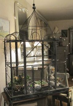 I am loving this cage