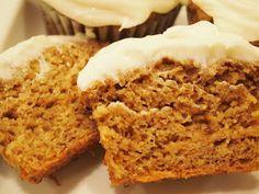 Gluten Free Desserts made Delicious: Super Moist Gluten Free Banana Cupcakes