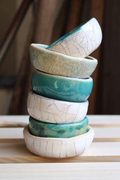 sauce bowls by Nomen Omen Studio