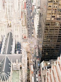 From the Rooftops of New York | Ashley Kelemen Photography