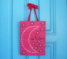 plaque de porte de ramadan