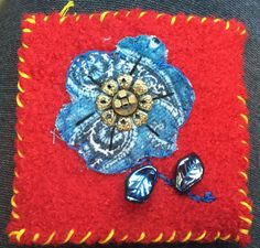 Christy Grant for the Fabric Patch Swap 2016