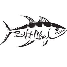 Fish On Die Cut Vinyl Decal PV General Pinterest Fish - Cool custom vinyl decals for carsfish hook die cut vinyl decal pv projects pinterest fish