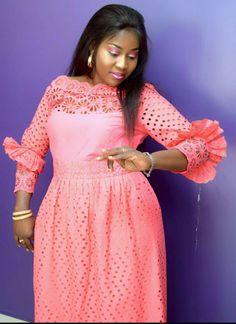 Pin by Zara Kouta on bazin in 2019 African Print Dresses, African Print Fashion, African Fashion Dresses, African Wear, African Dress, African Women, Modest Fashion, Fashion Outfits, African Models
