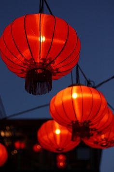 I chose these lanterns because they are commonly displayed during Chinese New Year and representative of Chinese culture in general. My family celebrates Chinese New Year (mostly by eating traditional foods), but sometimes we go to Chinatown where there are firecrackers and other festivities.