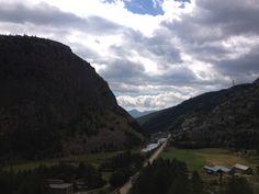 #Alpes  #France #montagne #station #vallée