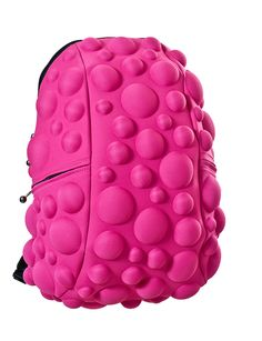 Mad Pax cool bags for kids and adults. Pink bubble bag. Celebrity style. School bag. Backpack