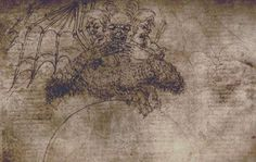Botticelli - Lucifer 지옥의 가장 밑부분에는 마왕 루시퍼가 하반신이 얼음에 묻힌 채 세 얼굴에 각각 있는 3쌍의 날개로 바람을 일으켜 모든 것을 얼려버린다. 가장 밑은 배신자의 지옥이며 양 옆에 세속세계의 제왕인 줄리어스 시저를 배반한 카시우스와 브루투스를 물고 고통을 주고 있고, 가운데에는 왕중왕 예수를 배반한 유다가 머리가 안으로 향한 채 물어뜯기고 있다.