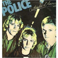 The Police: Outlandos D'amour (10 Track Lp) Listing in the Rock!,LPs & Albums,Vinyl,Music & CD Category on eBid United Kingdom | 150386956