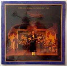 Emmylou Harris - Blue Kentucky Girl LP Vinyl Record Album, Warner Bros. Records - BSK 3318, Folk, Country, 1979, Original Pressing