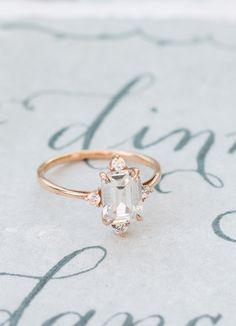 50 Beautiful Real-Life Engagement Rings That Will Totally Inspire You | Brides