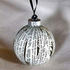 Jane Austen Quotes Ornament... Cool gift idea for a Jane Austen fan.