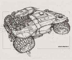 Powerful/Author Aleksey Lubimov. #алексейлюбимовбиомеханика #алексейлюбимов #стимпанк #дизельпанк #биомеханика #marchofrobots #steampunk #dieselpunk #alekseylubimov_art #biomechanical #lineart #engine #motor