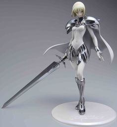 Claymore Clare 1/8 Excellent Model PVC #garagekit #figure
