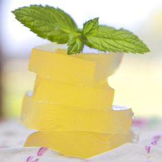 Ginger-Lemon-Mint Ge