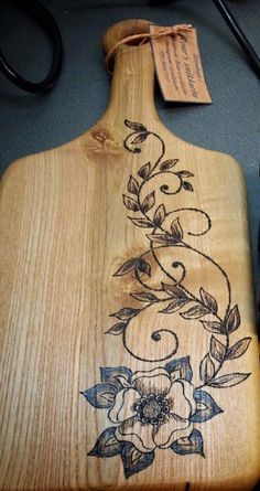 Cutting Board. More