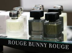 Rouge Bunny Rouge perfume collections are both symbols and objects of desire; bottled memories, collected reveries, stoppered memoirs, the ink in which the dreams are written. #rougebunnyrouge #perfume #newperfume #houseofniche #newperfume