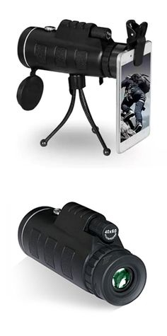Your Smartphone Will Get Crystal Clear Pics from 1/4 Mile Away with This Universal Lens Attachment