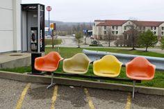Greyhound Bus Stop Ohio Exit 178
