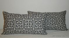 DecorativeAccentThrowSet of Two Pillow Covers 12 by EllensDesigns, $48.00