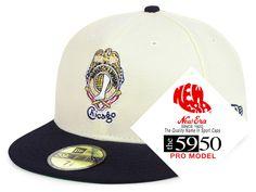 Chicago White Sox New Era MLB Retro Stock 59FIFTY Cap c842ef2531b