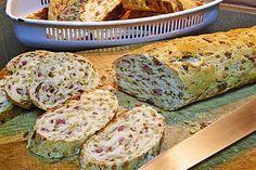 Zwiebel - Käse - Schinken Brot, ein schönes Rezept aus der Kategorie Brot und Brötchen. Bewertungen: 104. Durchschnitt: Ø 4,4.