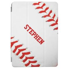 Baseball iPad Air iPad Air 2 Cover  sc 1 st  Pinterest & Baseball Paper Plates 75th Birthday Party Paper Plate