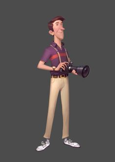 These are some of the character designs that I created for Family Vacation California, Isla Dorada and Drama Queen Murder. Character Design Tutorial, Character Design Animation, Fantasy Character Design, Character Design References, Character Concept, Character Inspiration, Character Reference, 3d Animation, Character Modeling