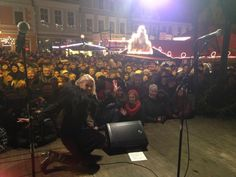 December 7, 2013: Cottbus Christmas Market, and it snowed too.Perfect!Thanks for such a warm welcome x