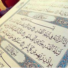 Al Quran Surah Qadar