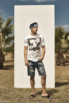 Official fashion campaign for Spring/Summer 2017 Ss 2017, Scenery, Capri Pants, Campaign, Hipster, Spring Summer, Style, Fashion, Swag