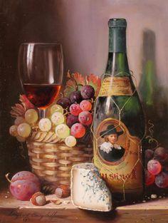 натюрморт с вином: 25 тыс изображений найдено в Яндекс.Картинках