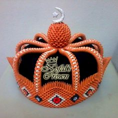3D Origami Crown… | Album | Mohammad Nofal | 3D Origami Art