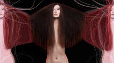 Roy Schweiger - Hair Stream - ADVERTISING - Beauty - bronze - ONE EYELAND PHOTOGRAPHY AWARDS 2013