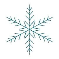 Image result for snowflake embroidery pattern