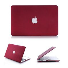 "Fiveplus Retina 13-Inch Rubberized Snap-on Hard Case Skin Cover for MacBook Pro 13.3"" with Retina Display A1502 / A1425 (NEWEST VERSION) Shell Cover--wine red Five Plus http://www.amazon.com/dp/B00KTADEI6/ref=cm_sw_r_pi_dp_F8IUtb0906KN7J76"