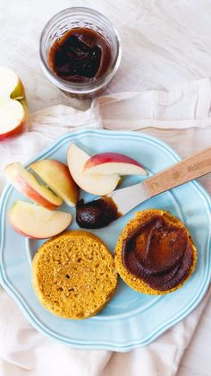 Leftover Pumpkin? Make These 2-Minute Microwave Pumpkin English Muffins