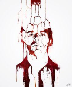 Poster, Dexter Morgan