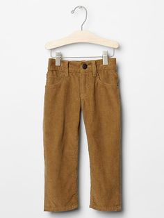 1969 slim from Gap Kids for Jason! Pair with denim shirt left unbuttoned for a casual hippie look with a white v-neck underneath!