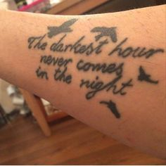 .@Shinedown Tattoo submitted by @markymark268 #ShinedownInk #Shinedown