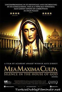 Madonna Agliyor - Mea Maxima Culpa Silence in the House of God - 2012 - HDRip Film Afis Movie Poster