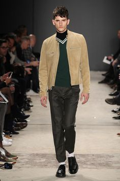 Todd Snyder Fall 2017 Menswear Fashion Show Collection