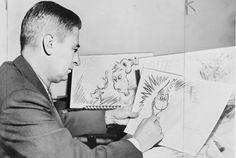 Theodor SeussGeisel, aka Dr. Seuss