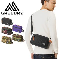 http://item.rakuten.co.jp/auc-waiper/grb071506101/ GREGORY グレゴリー PADDED SHOULDER POUCH パデッドショルダーポーチ M 2016NEW #ミリタリーセレクトショップWIP #MILITARY #bag #backpack #バッグ #ショルダーバッグ #ポーチ