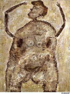 Jean Dubuffet, 1950