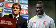 """Italy coach Antonio Conte had shown interest to Mario Balotelli but demands one thing and that is """"PROFESSIONALISM""""."""