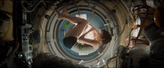 Gravity Review-  Gravity is a great action-thriller/drama that pushes the envelope of modern visual effects, camera-work and cinematography, but also succeeds as a moving and rewarding story about human endeavour, ingenuity and the strength of will to survive in extreme circumstances.